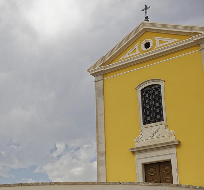 Capela - Santa Rita de Cássia - Quinta do Gradil