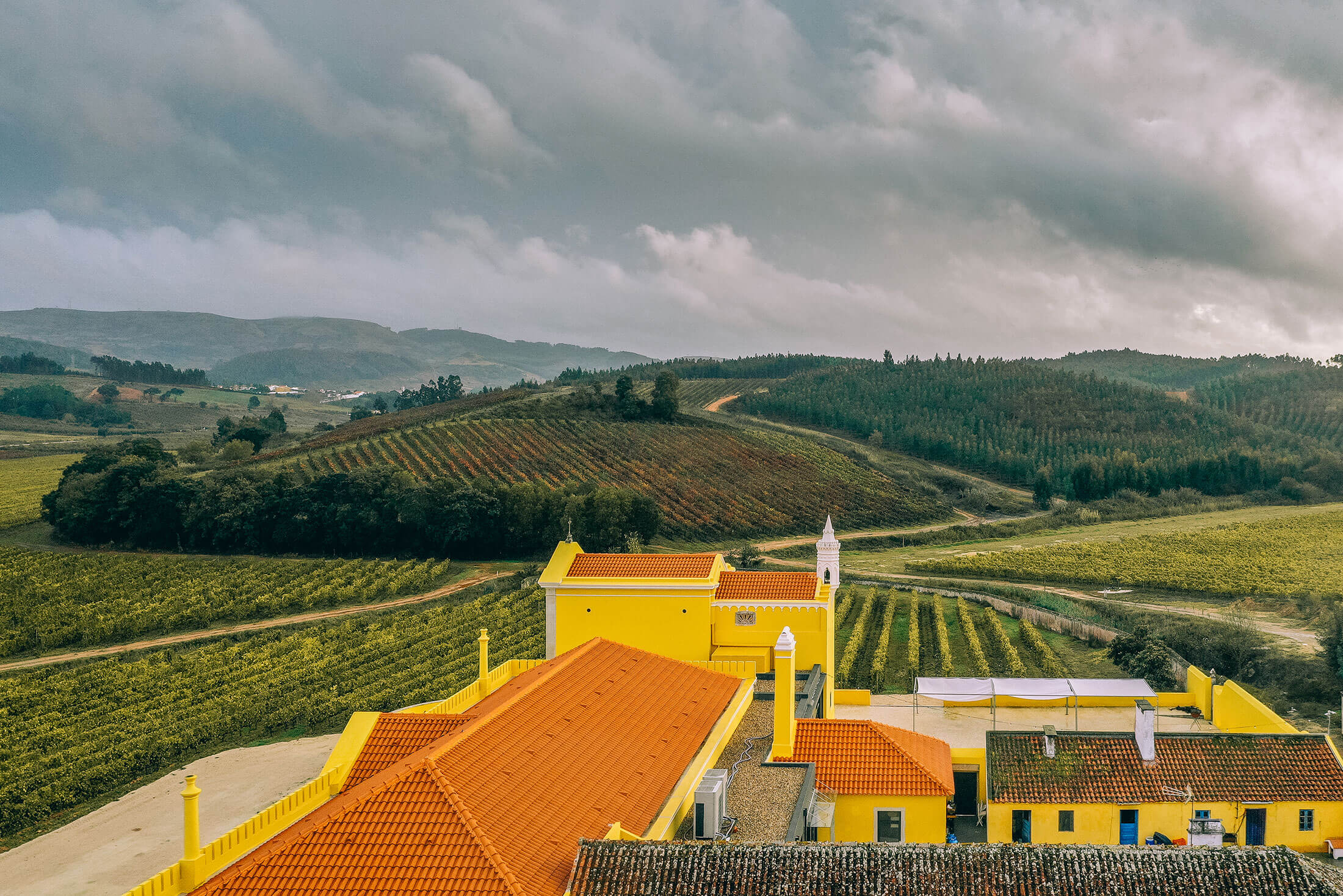 Quinta do Gradil Palace and Vineyards