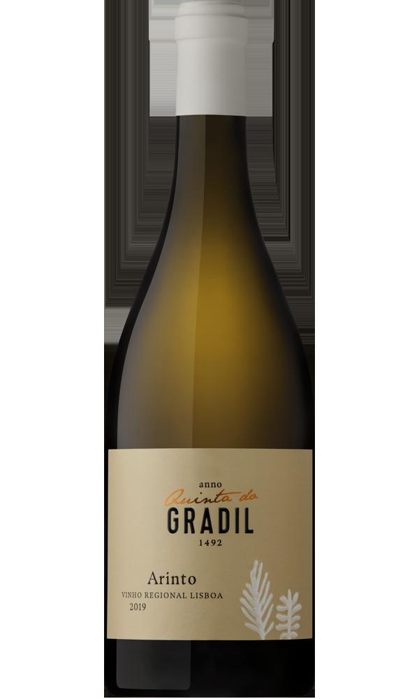 Vinho Branco Quinta do Gradil Arinto 2019