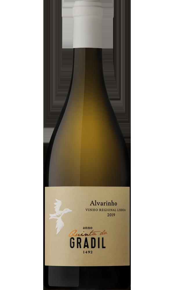 Vinho Branco Quinta do Gradil Alvarinho 2019