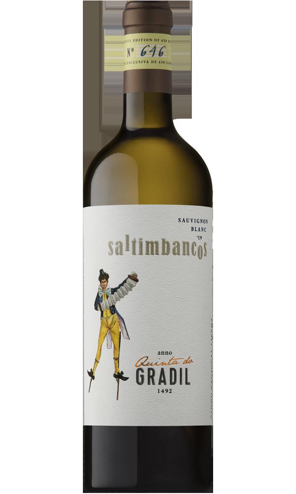 Quinta do Gradil Vinho Branco Saltimbancos Sauvignon Blanc