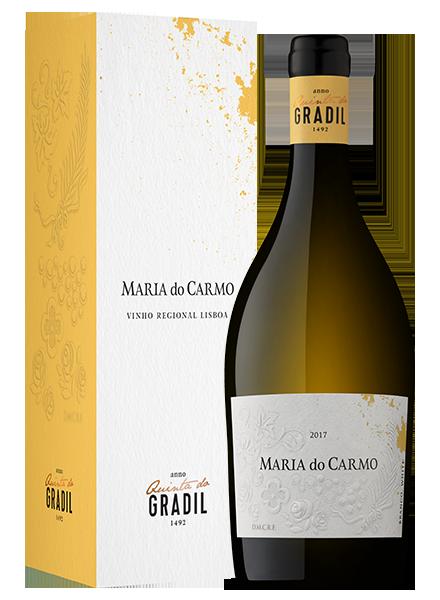 Vinho Branco Quinta do Gradil Maria do Carmo 2