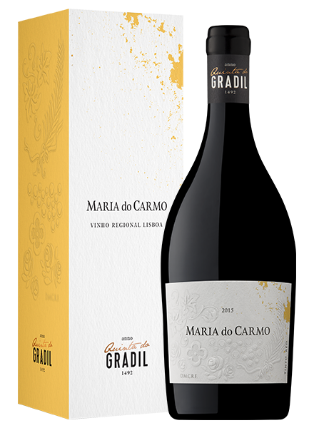 Red Wine Quinta do Gradil Maria do Carmo 2