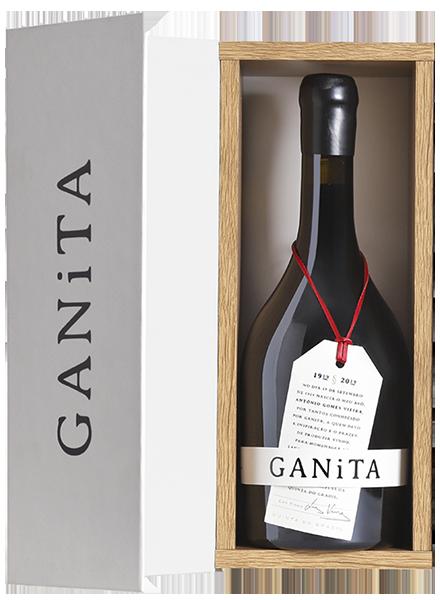 Vinho Tinto Ganita Quinta do Gradil 3