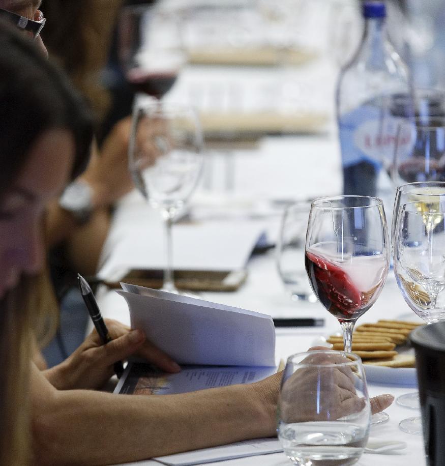 Atelier para apreciadores de vinho