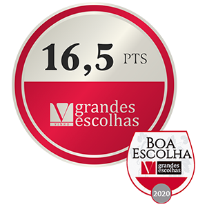 "16,5 pts and ""good choice"" - Grandes Escolhas"