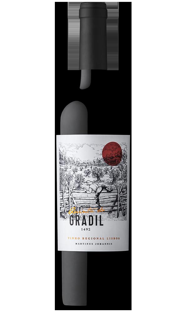 Red Wine - Maritnus Johannis