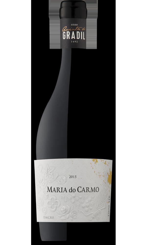 Vinho Tinto Quinta do Gradil Maria do Carmo