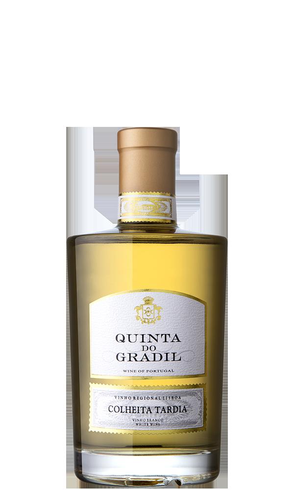 Vinho Branco Quinta do Gradil Colheita Tardia