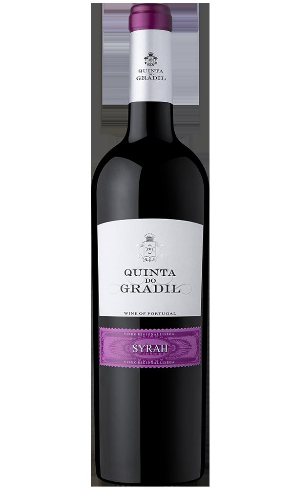 Vinho Tinto Quinta do Gradil Syrah 2016