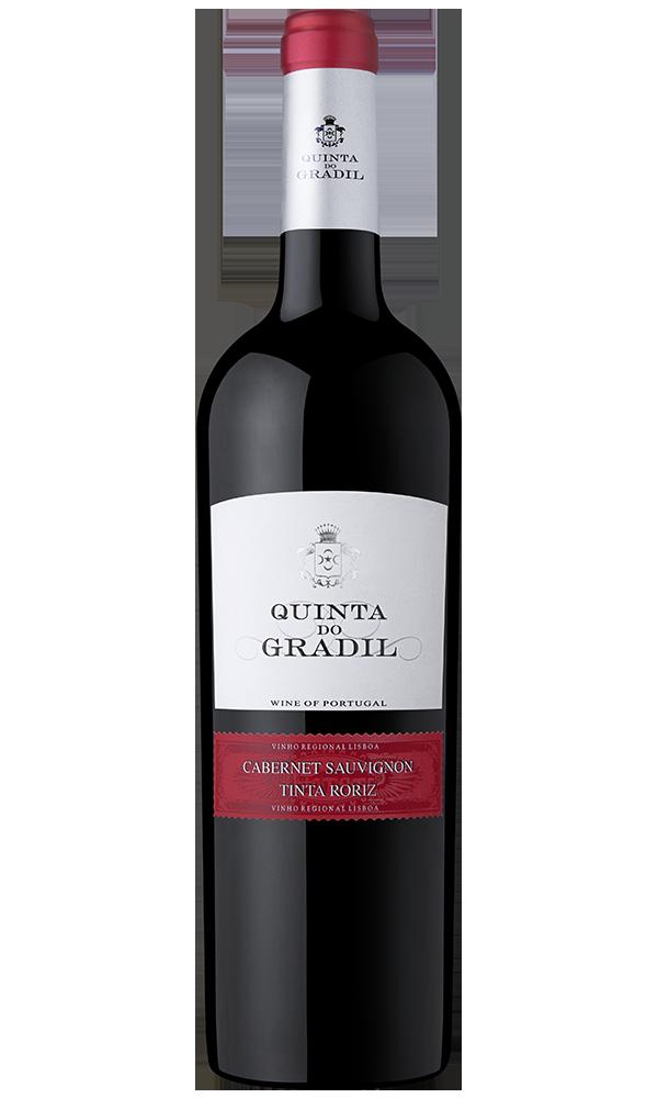 Vinho Tinto Quinta do Gradil Cabernet Sauvignon e Tinta Roriz 2016