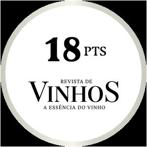 18 pts Revista de Vinhos