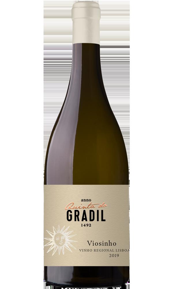 Vinho Branco Quinta do Gradil Viosinho 2019