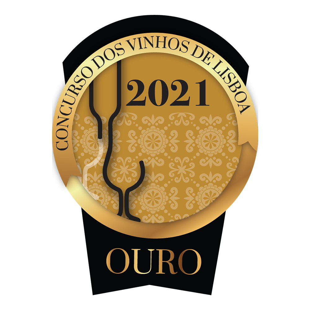 Ouro - Concurso dos Vinhos de Lisboa 2021