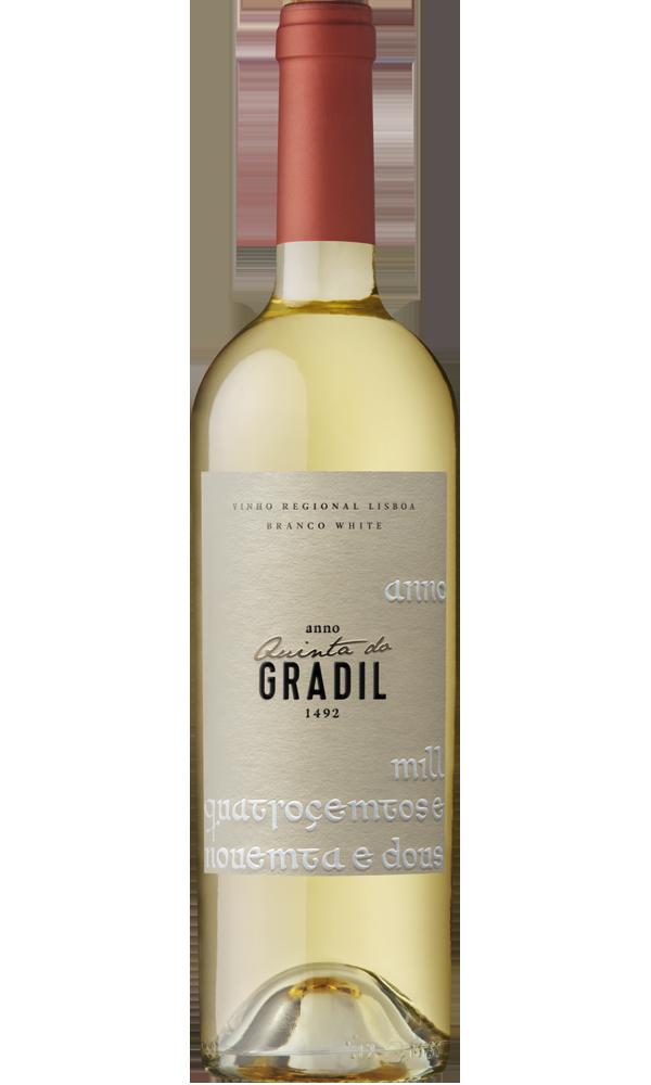 Vinho Branco - Quinta do Gradil 1492